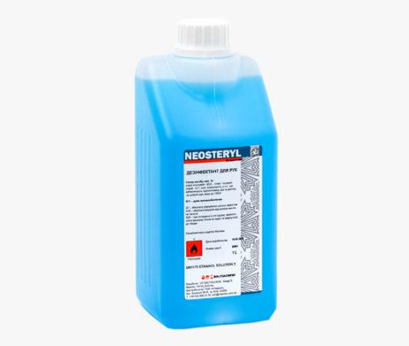 Антисептичний засіб Неостеріл (блакитний) 1 л