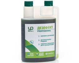 Дезефект - засіб для дезінфекції, ПСО і санітарної обробки