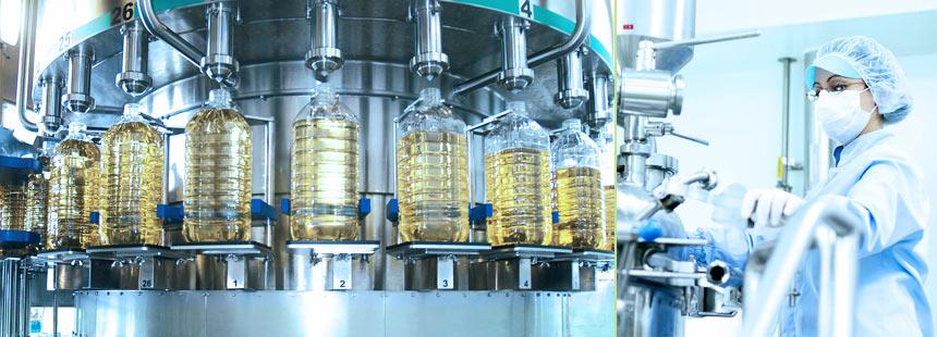Дезінфікуючі і антисептичні засоби для масло-жирової промисловості