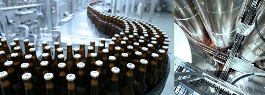Дезінфікуючі і антисептичні засоби для пивобезалкогольної промисловості
