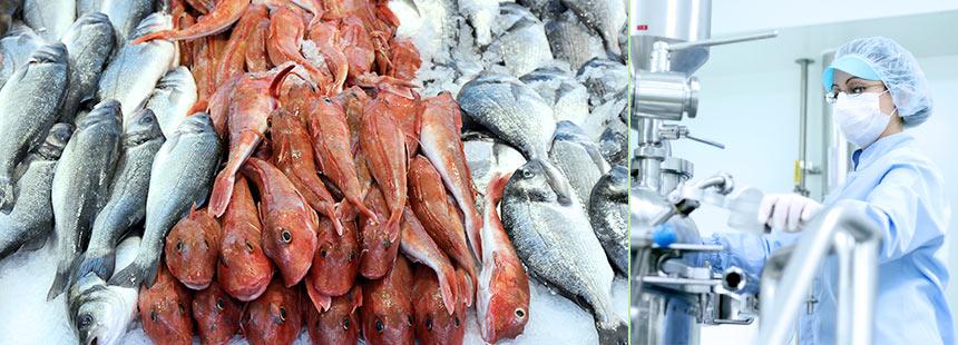 Дезінфікуючі і антисептичні засоби для рибної промисловості
