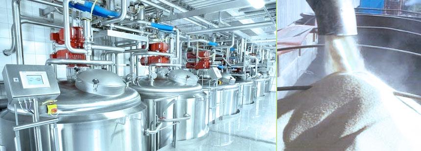 Дезінфікуючі і антисептичні засоби для цукрового промисловості
