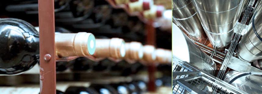 Дезінфікуючі та антисептичні засоби для виноробної промисловості