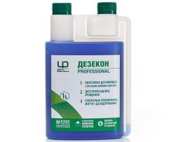 Дезекон УНВЦПД - лужний миючий дезінфікуючий засіб