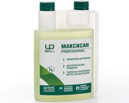 Максисан - дезінфекція, передстерилізаційне очищення, прибирання