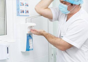 Консультація експерта з питань дезінфекції та антисептики